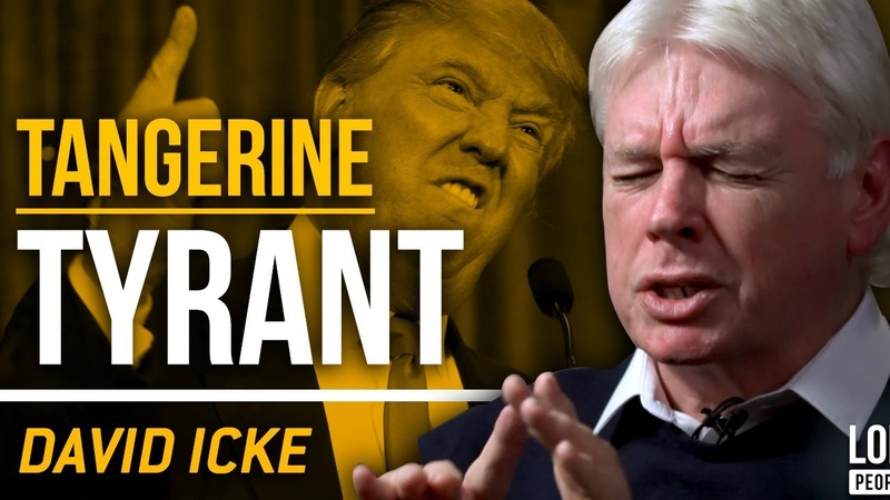 Trump et anti trump scene hollywoodiene DONALD TRUMP IS A PUPPET AND JUST AN ACTOR David Icke