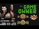 WUR Game Owner PPV || Fire Pro Wrestling World