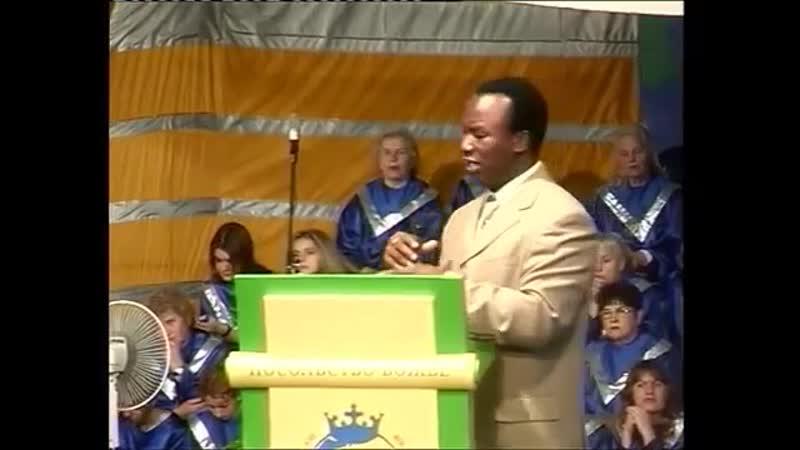 Сандей Аделаджа 44 2 1 05 10 03 Послушание как сила для обладания землей Лидерская Школа 9 2003