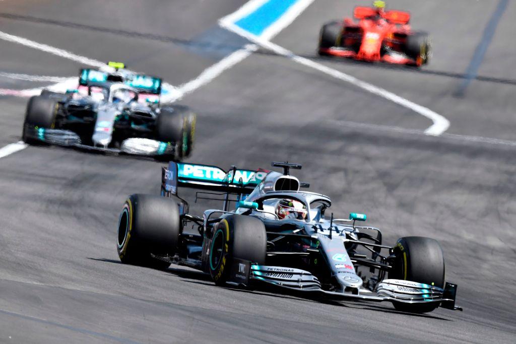 Mercedes - шестикратные обладатели кубка конструкторов Формулы 1