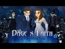AQW - Dage and Faith Wedding 2019!
