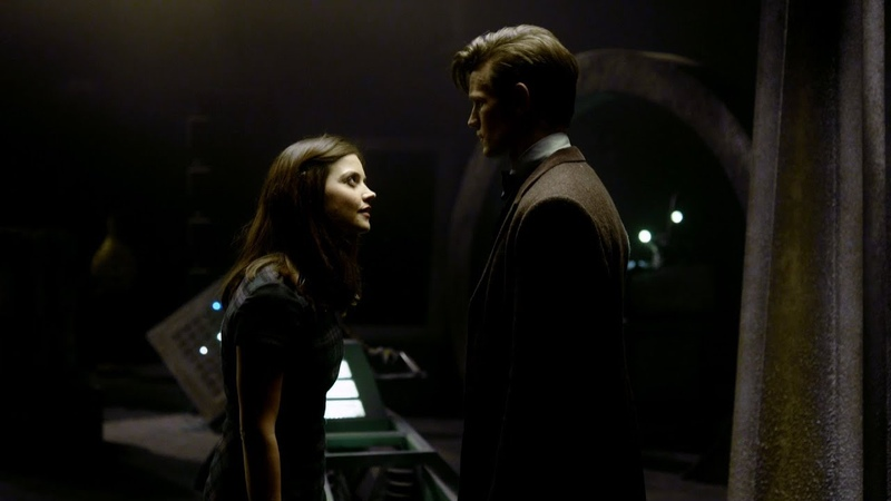 She Said He Said A Prequel The Name of the Doctor Doctor Who Series 7 Part 2 2013 BBC One