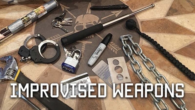 Improvised weapons Tactical Rifleman
