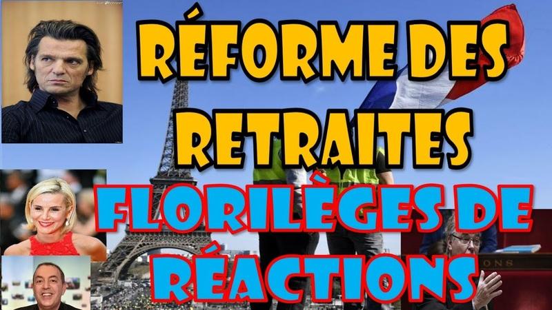 Réforme Des Retraites Florilèges de réactions Réformedesretraites dictatures