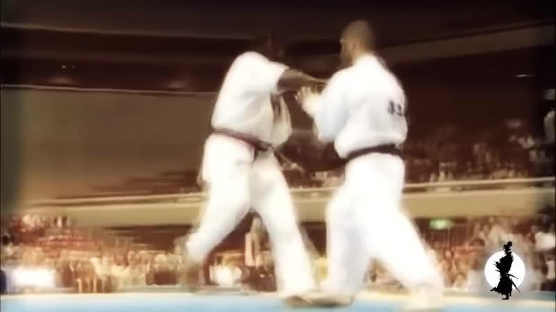 Greatest Kyokushin Karate Fighters Of All Time Lechi Kurbanov