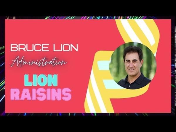 Lion Raisins