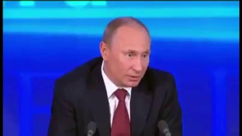 Путин о тоталитарной диктатуре 2012 год