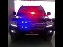 Srilanka Land Crusher V8 VIP Lights Modification