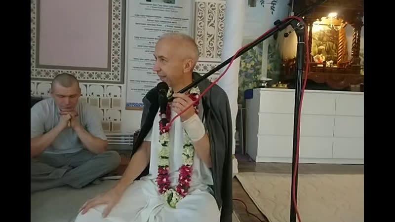 22.12.19 Джапа ретрит со Сварупа Дамодара прабху