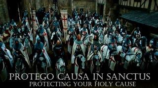 ✞ March Of The Templars ~ Music Video ~ English & Latin Subtitles ~ Deus Vult ✞