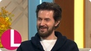 Richard Armitage Reveals He Was Purposely Waterboarded to Prepare For His Role in Spooks | Lorraine