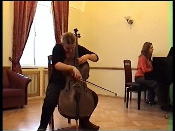 Sergey Prokofiev Sinfonia-Concertante für Violoncello