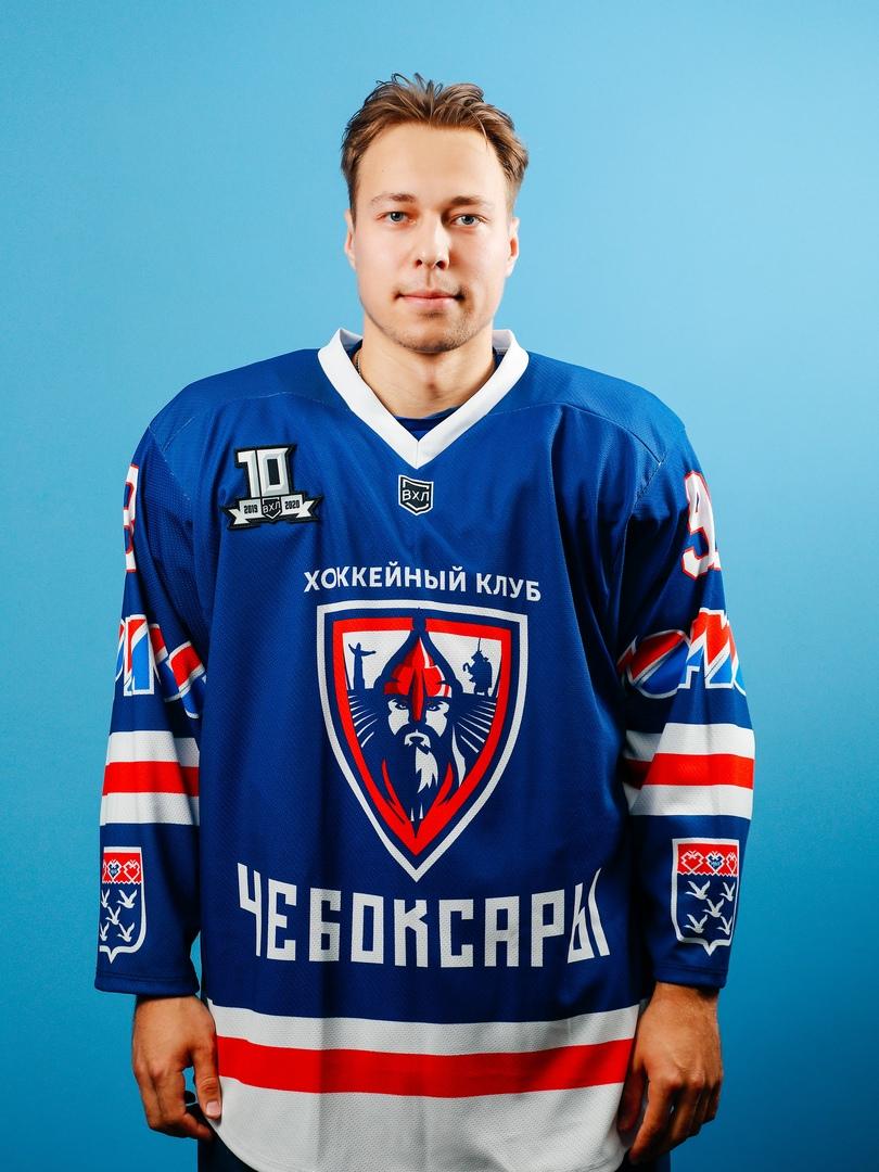 Кирилл Кокшин ХК Чебоксары