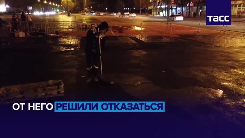 Без креста: новый вариант арт-объекта в Екатеринбурге