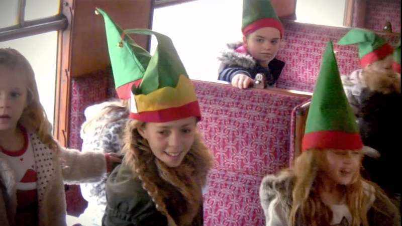 The Surprise Surprise Christmas Express!   ITV
