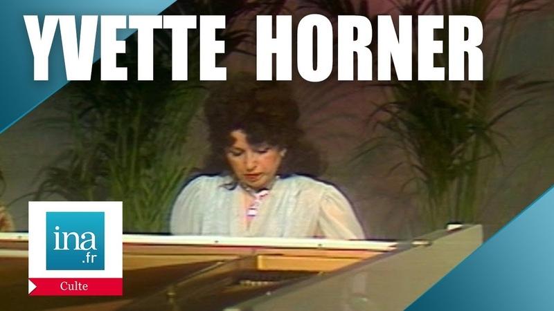Quand Yvette Horner reprenait Jean-Michel Jarre au piano | Archive INA