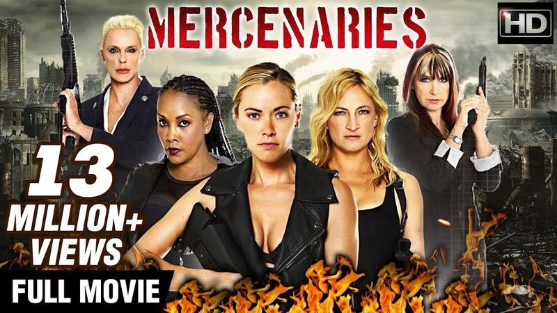 Mercenaries Lady Expendables Full Movie   Zoë Bell   Kristanna Loken   Best Hollywood Action Movie