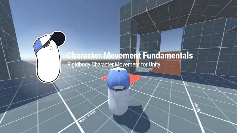 Character Movement Fundamentals A Rigidbody Character Controller for Unity