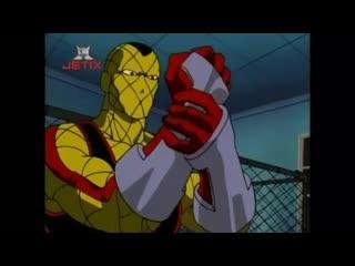 Зловещая шестерка. Побег из тюрьмы. Человек паук (1994)