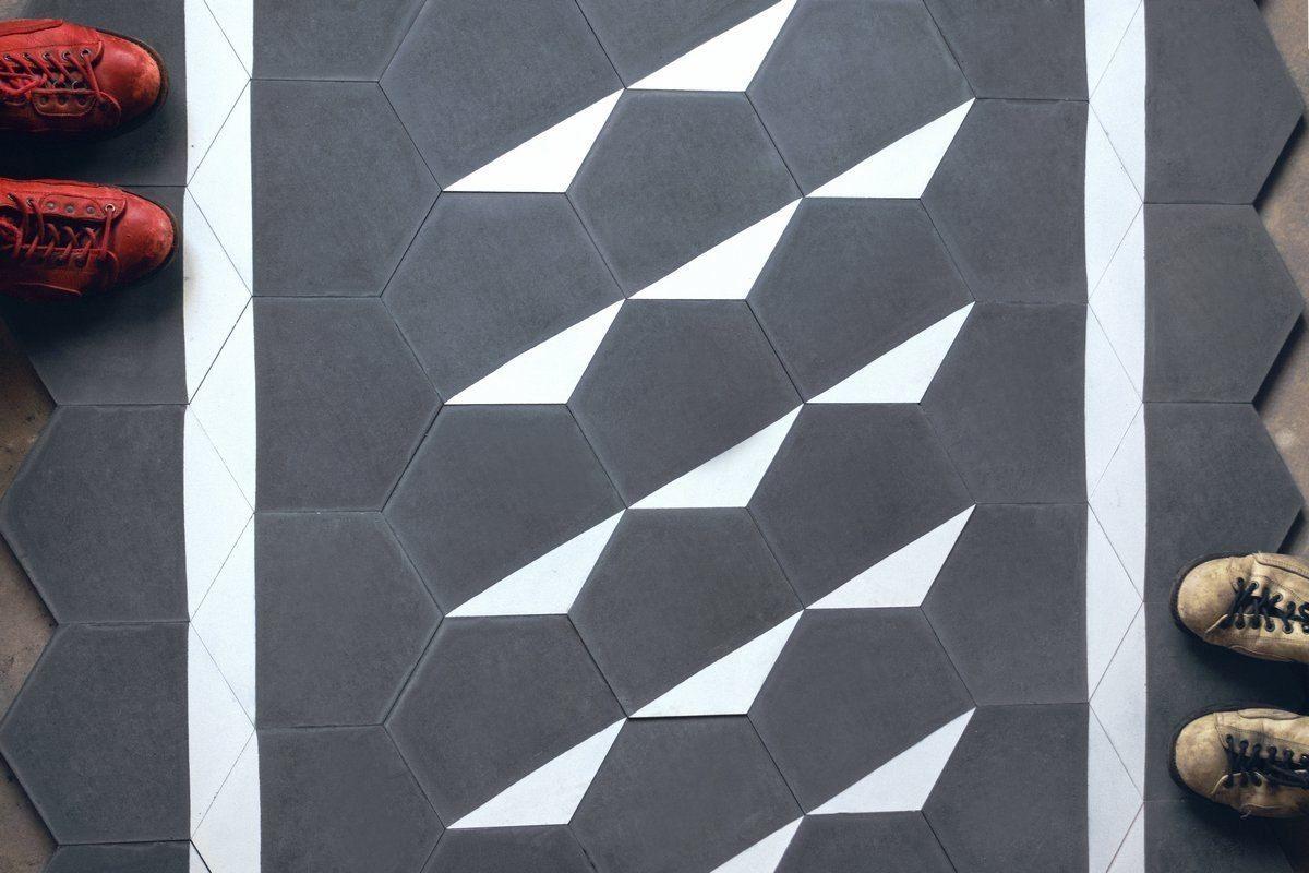 Цементная плитка Cezzle