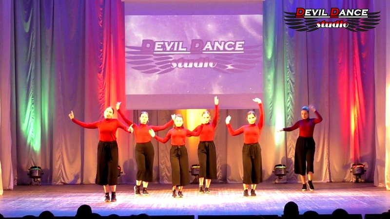 Choreo by Valeria Saiko Jazz pop group Devil dance studio