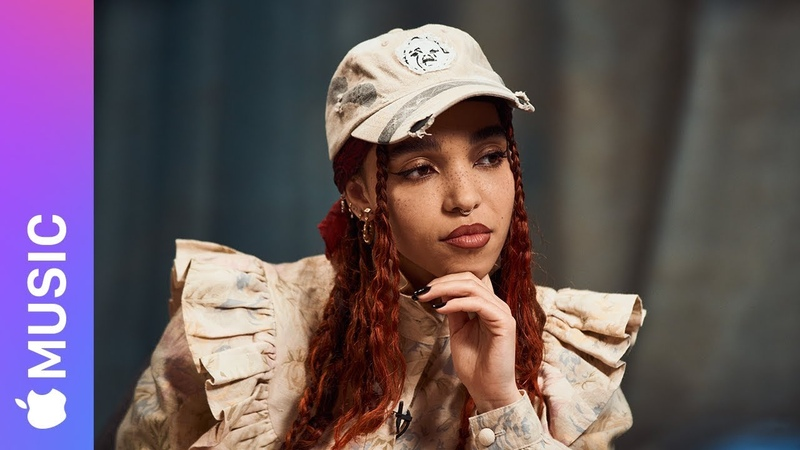 FKA twigs 'MAGDALENE ' Working with Spike Jonze and Crying On Stage Apple Music