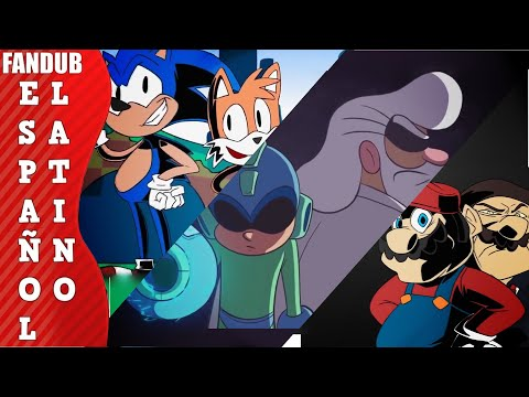HISTORIAS SECRETAS Mario Bros, Sonic Tails, Harry Potter, Mega Man. (spanish fandub)