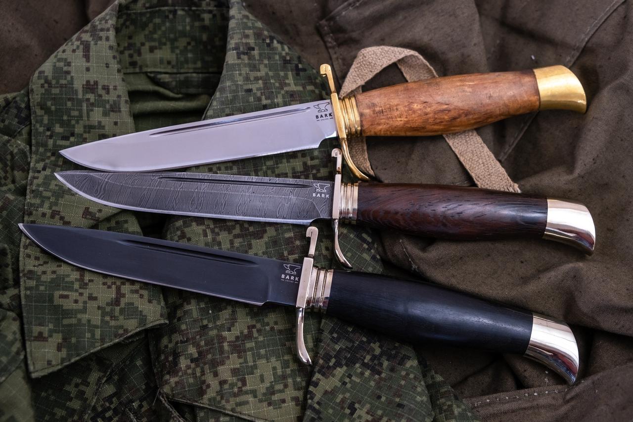 Здорова, мужики! Получил сегодня ножи от Михаила, узнал про них [i...