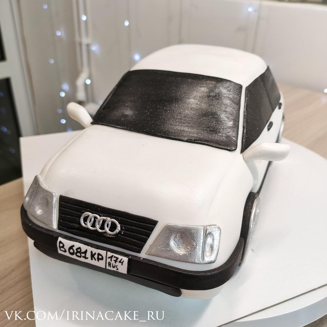 Торт машина (Арт. 554)