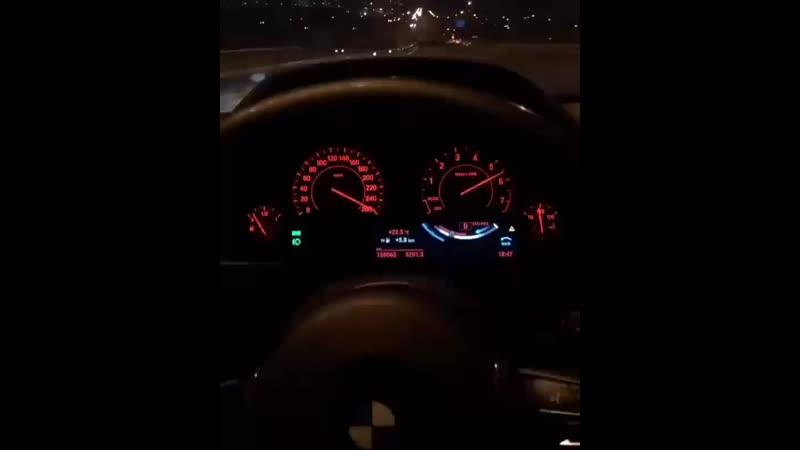 BMW SNAP GECE HIZ ARABA SNAPLERİ 720P HD mp4