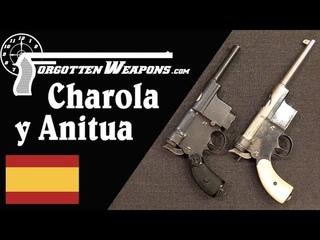 Charola Y Anitua: Tiny Spanish Broomhandles