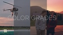 Color Grading RED Raw Footage 5K