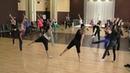 Краевой семинар по современной хореографии