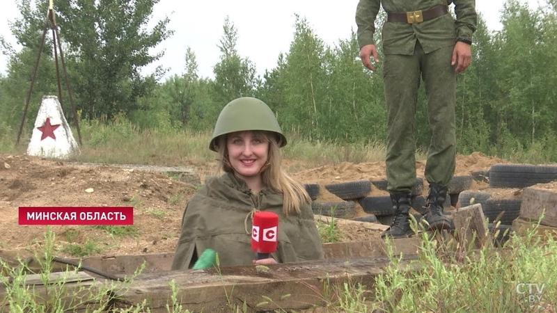 Курсанты Военной академии о том как проходит первая обкатка танком