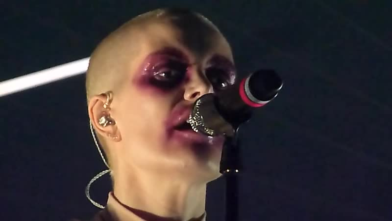 Fever Ray If I Had a Heart live 2018