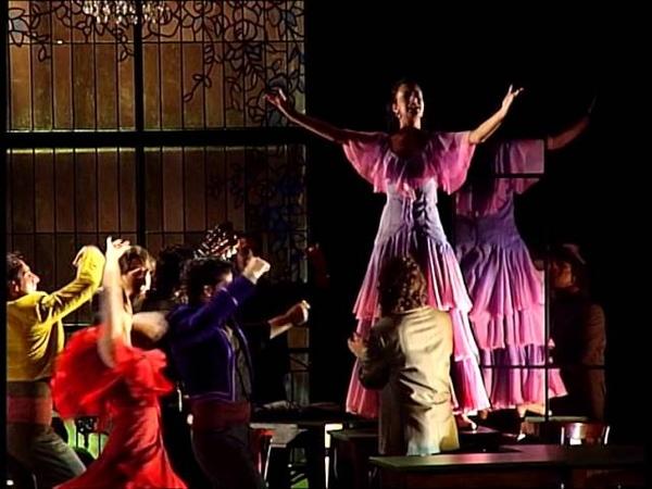 Poema del Cante Jondo en el Café de Chinitas de Federico García Lorca Ballet Flamenco de Andalucía