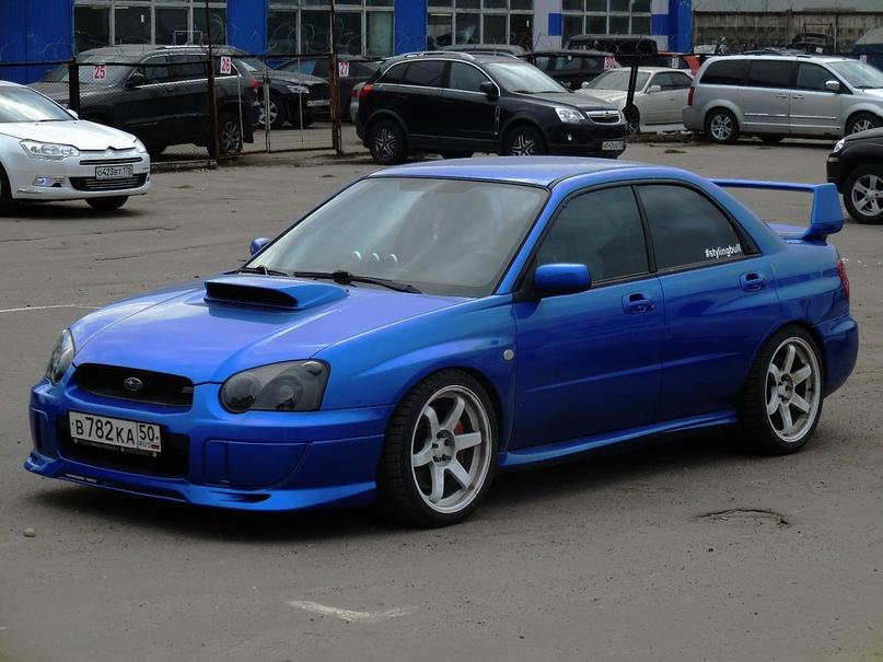 Проект «Subaru», изображение №1