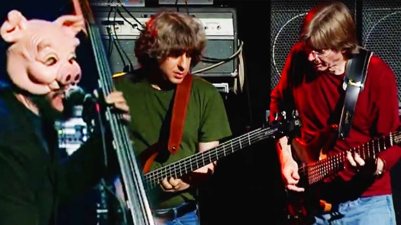 Les Claypool Mike Gordon Phil Lesh and More Live at The Jammys 2006 Relix