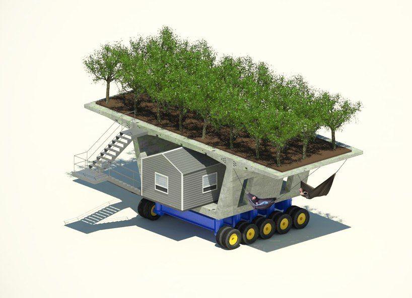 The garden and the machine | design: Marcelo Ertorteguy