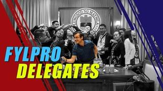 Manila Mayor Isko Moreno meets Filipino Young Leaders Program (FYLPRO) delegates | Minami Oroi