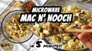 Microwave Mac n Nooch 5 minute recipe by Marys Test Kitchen