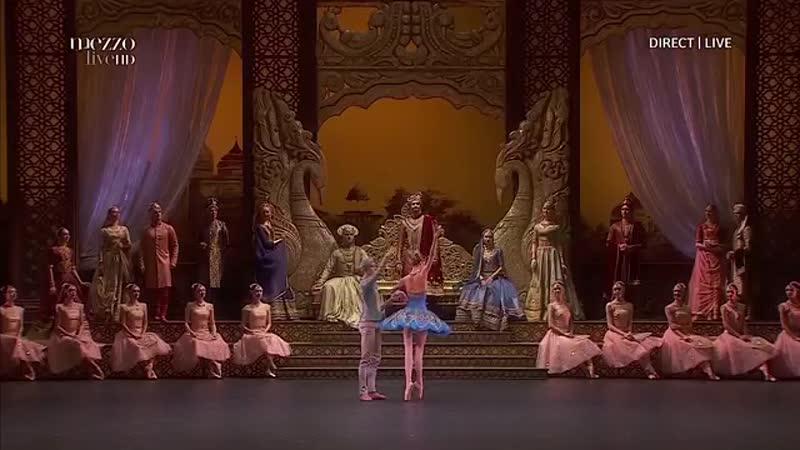 La Bayadere Mikhailovsky Theater Nacho Duato 360p
