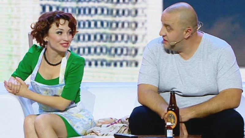 Муж и Жена Счастливая семья Лучшие ПРИКОЛЫ 2019 Ноябрь Дизель Шоу ЮМОР ICTV