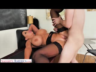 Sybil stallone - my first sex teacher