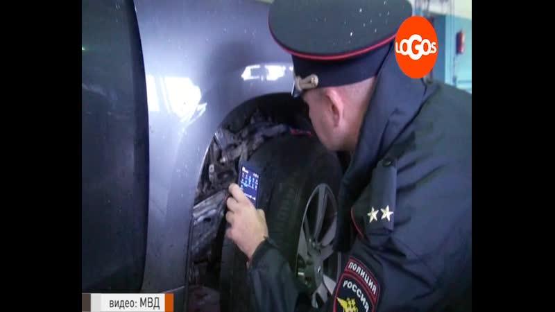 Иномарку в угоне нашли в Костроме
