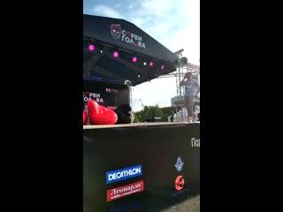 T-Bass (EK Playaz) & Dj GO - Урал (Live, фестиваль Сорвиголова, )