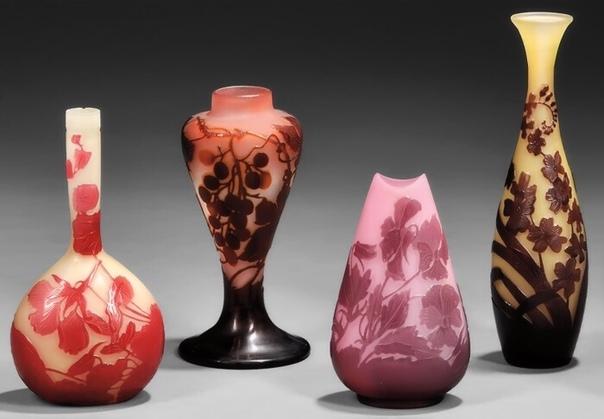 Эмиль Галле  художник, соединивший стекло и ботанику, чьи вазы восхищали семью последнего русского императора