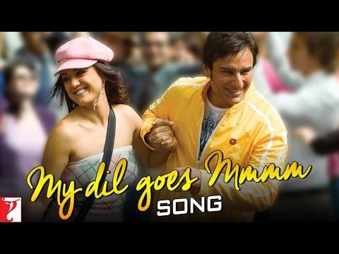 My Dil Goes Mmmm Song | Salaam Namaste | Saif Ali Khan | Preity Zinta | Shaan | Gayatri Iyer