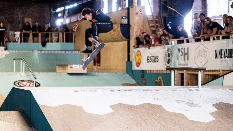 Nk Skateboarden Junioren 2019 Diego Broest Chris Hoeve Luca Dijsktra