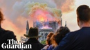 Notre Dame fire Paris mourns as Emmanuel Macron commits to rebuilding the famous cathedral